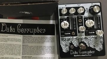 Earthquaker Devices leaked Data Corropter pedal