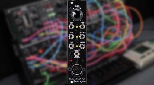Erica Synths Black MIDI-CV v2