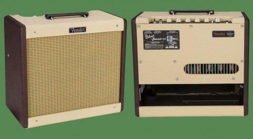 Fender uncorks 'Bordeaux Reserve' Blues Junior III guitar amp