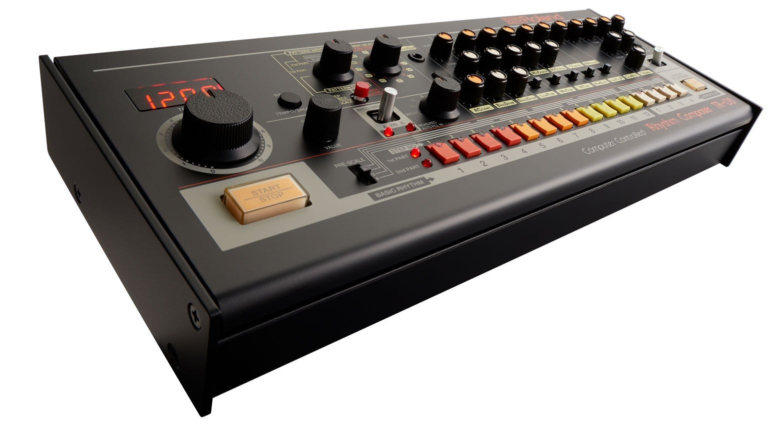 Roland TR-08 Rhythm Composer: the Boutique 808 we've been