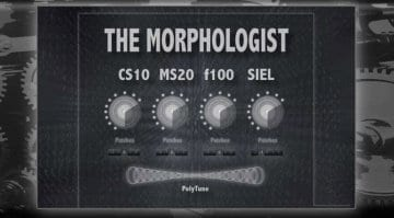 Sound Machinery The Morphologist