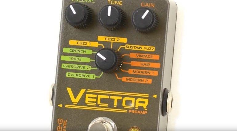 Subdecay Vector Preamp