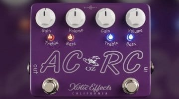 Xotic Effects AC/RC-OZ AC/RC-OZ