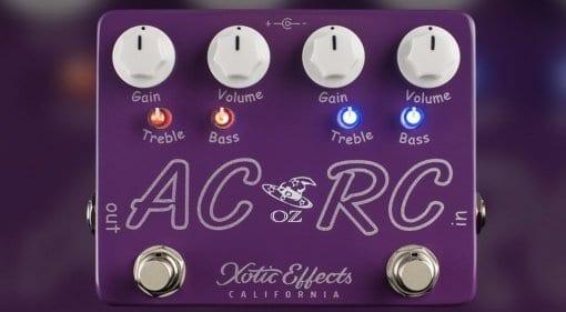 Xotic Effects AC/RC-OZ AC/RC-OZ