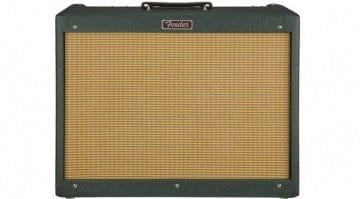 Fender FSR Emerald Wheat Blues Deluxe Reissue
