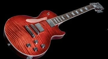 Gibson Les Paul Standard HP 2018 Blood Orange Fade