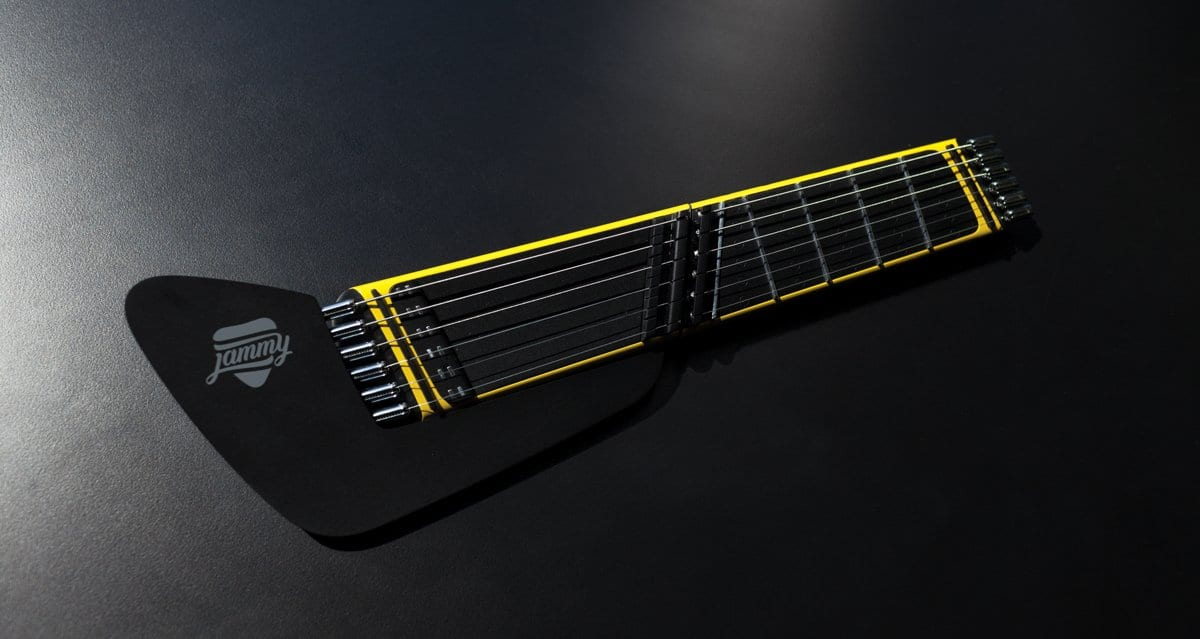 Jammy Portable Digital Guitar