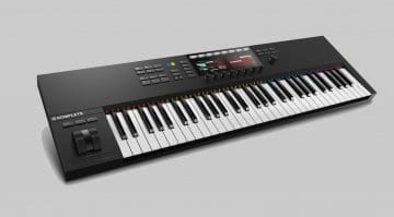NI Komplete Kontrol S61 MK2 featured