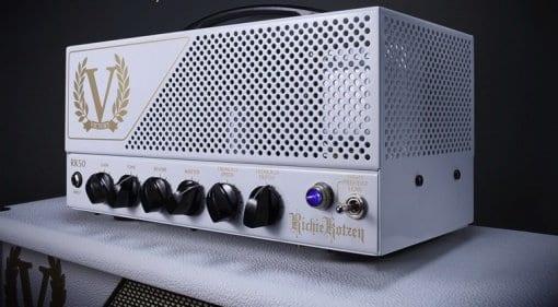 Victory Amps RK50 Richie Kotzen signature lunch box 50 watt amp head