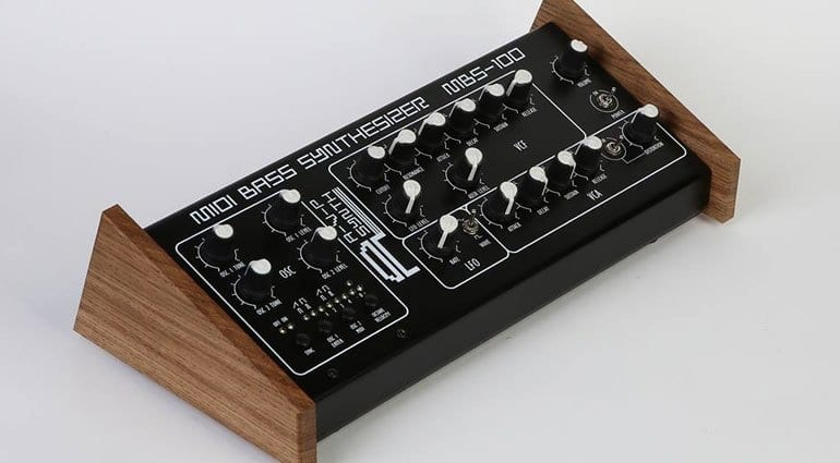 AVP Synthesizers MBS-100