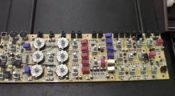 Behringer Model -D teardown
