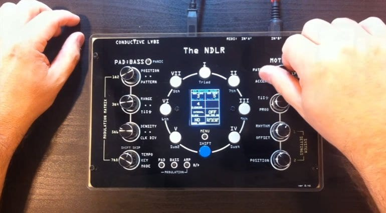Conductive Labs NDLR