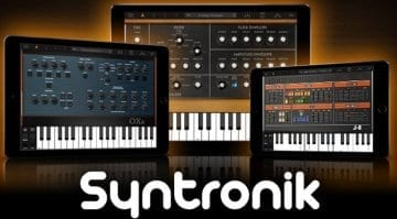 IK Multimedia Syntronik for iPad