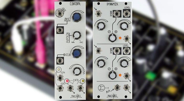 Make Noise Dynamix and Contour