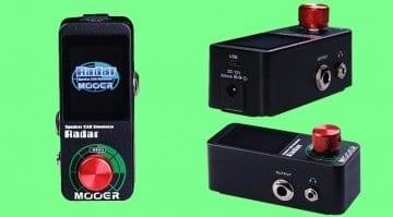Mooer Radar IR Loader micro pedal
