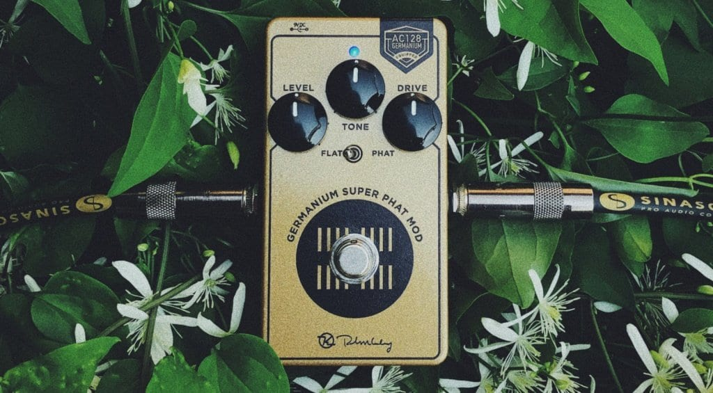 Keeley mods a mod with Germanium Super Phat Mod 16th