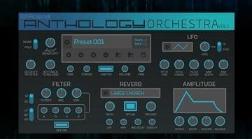Roland Anthology Orchestra