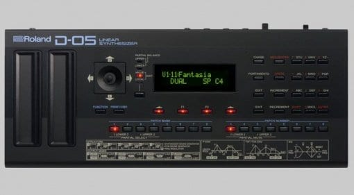 Roland Boutique D-05 Linear Synthesizer
