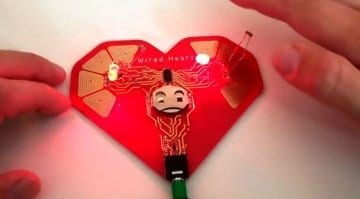 Tubbetec Wired Heart