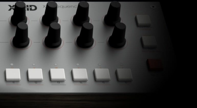 Xirid XS-2 hardware sequencer