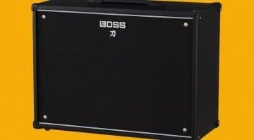 BOSS Katana 212 150 watt speaker cabinet