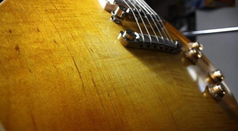 Gibson Les Paul HoneyBurst Faded