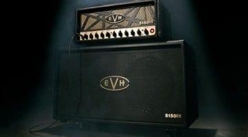 EVH 5150 EL34 amp cab