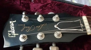 Gibson Les Paul Headstock main