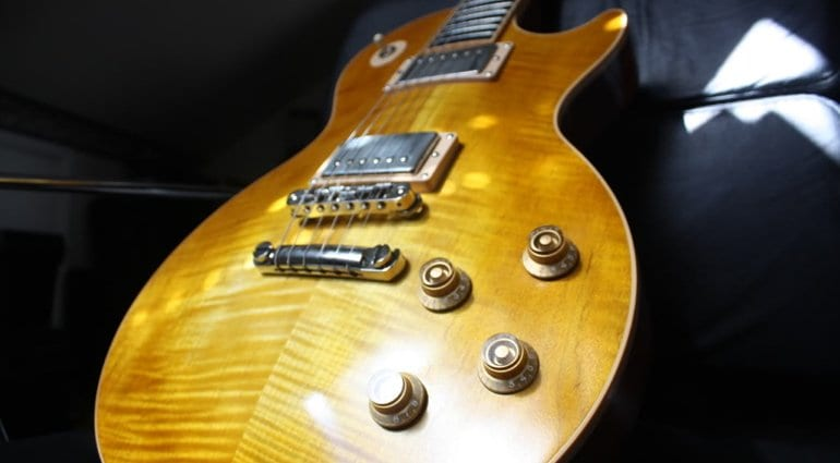 Jef's Top Tips for making your Gibson Les Paul play like a