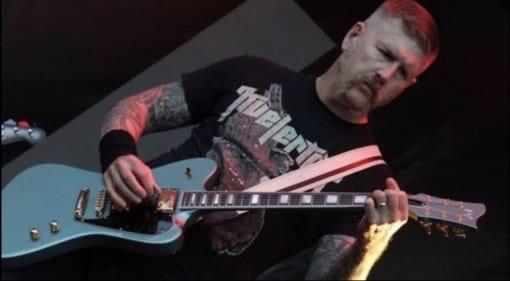 Gibson Mastodon Bill Kellher ESP