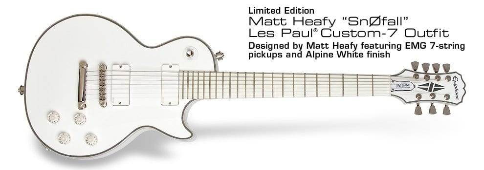 epiphone winter collection in white now with built in beer opener. Black Bedroom Furniture Sets. Home Design Ideas