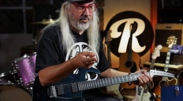 J Mascis of Dinosaur Jr selling gear on Reverb