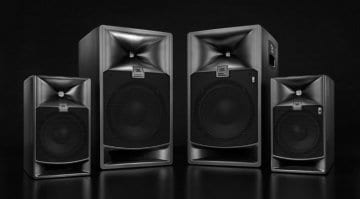 JBL 7 Series speakers
