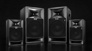 JBL 7 Series speakers