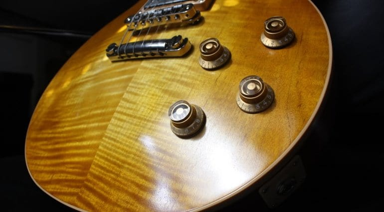 Les Paul Faded upgraded