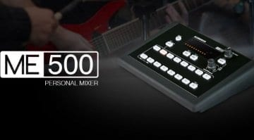 Allen and Heath ME-500