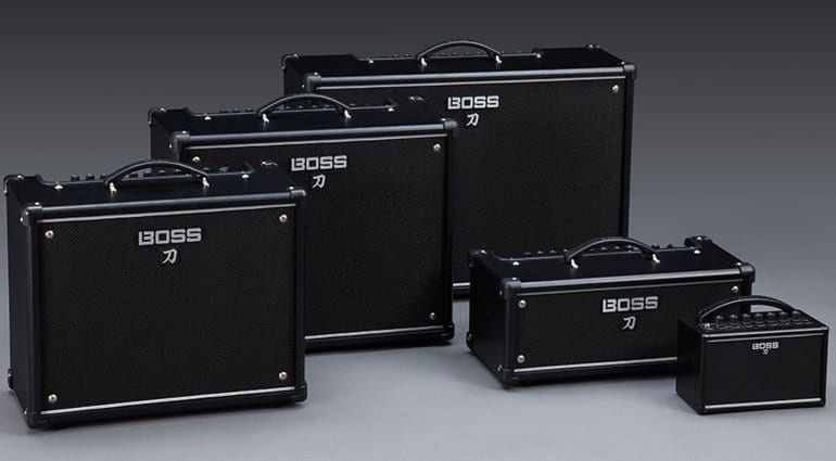 Boss Katana Amps version 2 update