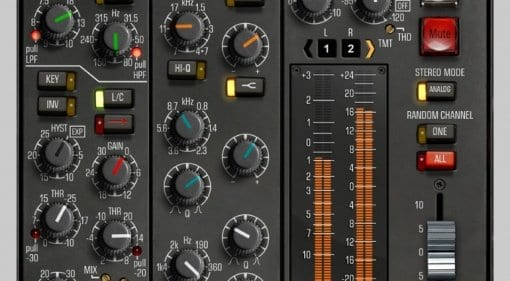 bx_console n analog console simulation