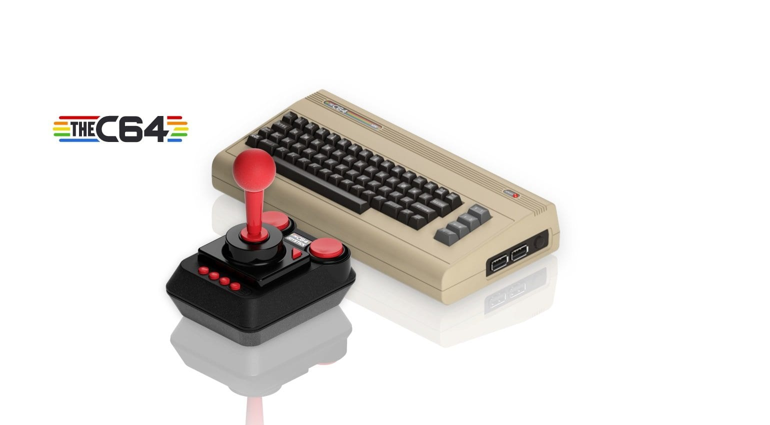 Chiptune fans! The Commodore 64 is back from the dead