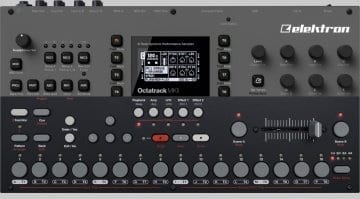Elektron Octatrack receives MK2 firmware update