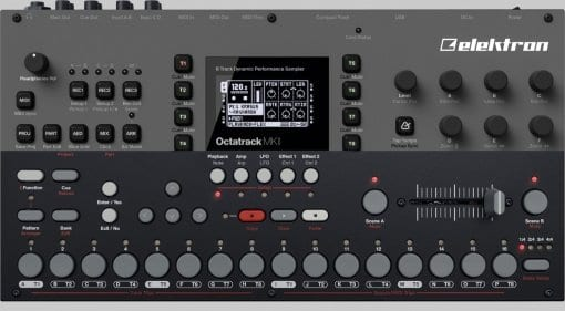 Elektron Octatrack receives MK2 firmware update