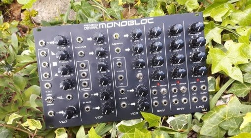 Frequency Central Monobloc 01