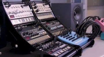 KVgear Vixen mixing Volcas