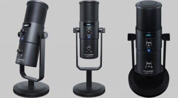 M-Audio Uber microphone featured
