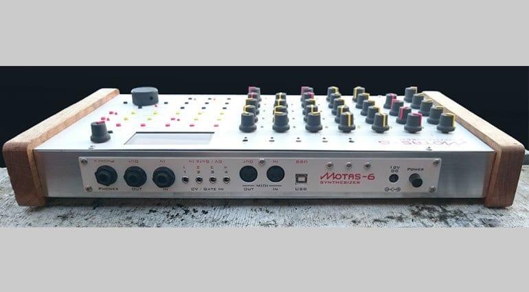 Motas Electronics Motas-6