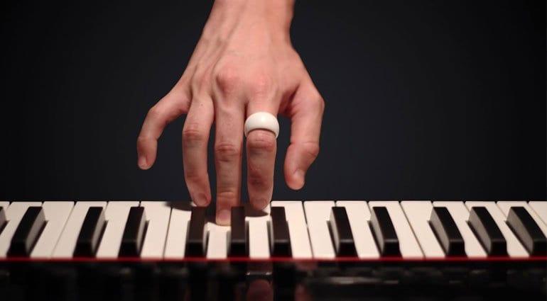 Oria MIDI Ring Controller