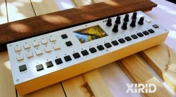 XIRID XS2 sequencer