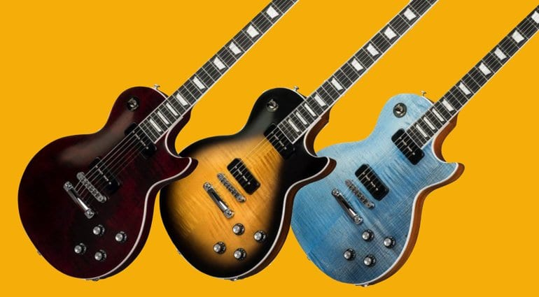 Gibson 2018 line-up: Are these enough to save the brand