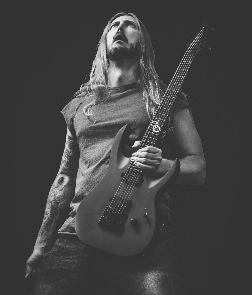 Ola Englund launches Solar Guitars