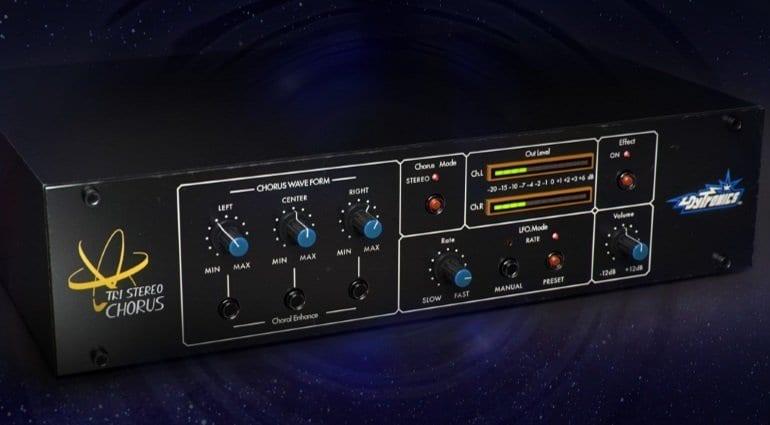 Dytronics Tri-Stereo Chorus
